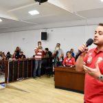 POLÍTICA: Isaac Bonfim é o novo presidente do PT em Conquista