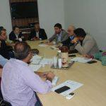 Vereadores se reúnem com Secretários do Executivo para entender projeto que pede liberação de empréstimo do FINISA