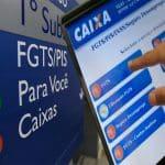 Saques do FGTS: adesão ao saque-aniversário