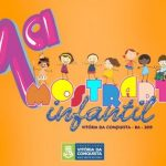 EDUCAÇÃO: Smed realiza 1ª Mostrart Infantil da Rede Municipal Educação