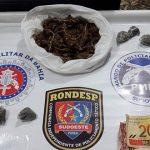 POLÍCIA: Carroceiro é preso pela Rondesp suspeito de tráfico de drogas
