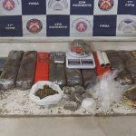 CONQUISTA: Polícia acaba com a festa de playboys e patricinhas no Bairro Candeias