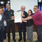 Deputado José de Arimateia recebe Título de Cidadão Conquistense
