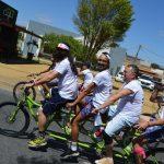 TRANSPEDAL comemora Dia das Crianças e leva mais de 200 ciclistas às ruas; [FOTOS]