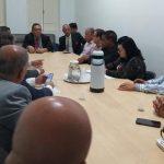 Câmara se reúne com diretoria da Santa Casa para viabilizar emendas junto aos deputados