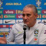 FUTEBOL: Tite convoca seleção brasileira sem Neymar e jogadores do Flamengo