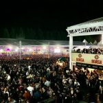 Embaixador in Conquista: Festa lotou a Arena Miraflores