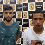 CASO HIAGO: Polícia Civil prende assassinos do jovem estudante e motorista de aplicativo