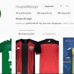 FUTEBOL: Vazam supostas camisas do Vitória da Conquista para a temporada 2020