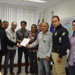 CMVC: Comissão de Fiscalização de Obras da Via Bahia entrega relatório ao Ministério Público Federal