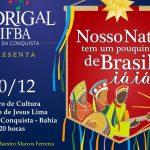 """Madrigal do IFBA apresenta o concerto natalino """" Nosso Natal tem um pouquinho de Brasil iá iá"""""""