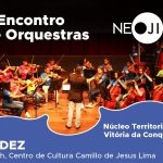 NEOJIBA promove Encontro de Orquestras em Vitória da Conquista