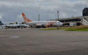 Aeroporto de Ilhéus | Foto: Ulgo Oliveira / Seinfra