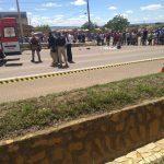URGENTE: Acidente com vitima fatal no anel rodoviário de Conquista