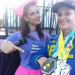 Conquistense Suzy Ruas completa a meia maratona, terceiro dia de desafio na Disney – VÍDEO
