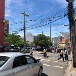 MOBILIDADE URBANA: Barão do Rio Branco sem semáforos e os da Av. Paraná deram pane