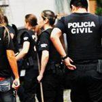 Policiais Civis e Penais aprovam paralisação das atividades por 48 horas a partir de segunda (27)