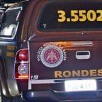 POLÍCIA: Rondesp prende suspeito de tráfico no bairro Brasil