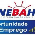 Confira as vagas de emprego do Sine Bahia para esta terça-feira