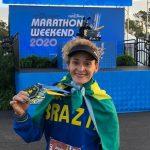 Conquistense Suzy Ruas fica em 5º lugar na segunda etapa e é a melhor brasileira em desafio na Disney até agora – VÍDEO