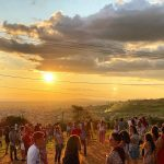 Conquista: Sucesso total a abertura da temporada 2020 do projeto 'PM no Pôr do Sol'