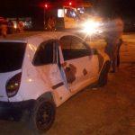 Mais um acidente a menos de cem metros nas proximidades do Motel Del Rey