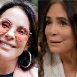 Carolina Ferraz dá bronca em Regina Duarte e pede remoção de foto em post político; entenda