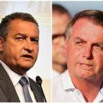 Em troca de farpas com Rui Costa, Bolsonaro sugere execução sumária de miliciano