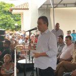 REDAÇÃO BRASIL: Rui Costa confirma articulações com Zé Raimundo, Waldenor e Guilherme e pede ao PT agilidade na definição do candidato à prefeitura de Conquista