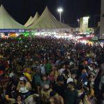 CARNAVAL: Público lota a primeira noite do Carnaval Conquista Cultural