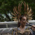 CARNAVAL: Pipoca de Ivete arrasta multidão em trio sem cordas no Campo Grande