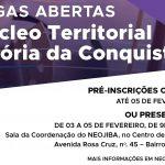 MÚSICA: Seja um integrante do Neojiba em 2020! inscrições até dia 05