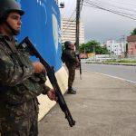 CEARÁ: Exército anuncia reforço de tropas para conter aumento de homicídios durante motim de policiais