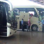 PM apreende ônibus clandestino com 32 passageiros oriundo de São Paulo