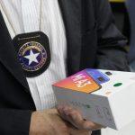 Receita Federal realiza operação e apreende celulares da marca Xiaomi em Vitória da Conquista