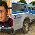 Polícia Militar de Guanambi prende foragido de Conquista após confusão em lanchonete