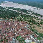 VOCÊ REPÓRTER: Em Bom Jesus da Lapa o Rio São Francisco tem enchente histórica – VEJA VÍDEO
