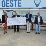 Câmara entrega cheque de mais de R$ 300 mil à Prefeitura para combate ao coronavírus