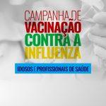 CONQUISTA: 23ª Campanha de Vacinação contra a Gripe começa na próxima segunda