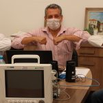 CORONAVÍRUS: Faculdade de Vitória da Conquista cede respirador ao Hospital Unimec