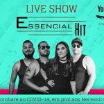 LIVE SHOW: Banda Essencia Hit leva alegria e solidariedade através da música – CONFIRA AO VIVO