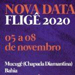 CULTURA: Fligê 2020 anuncia nova data; Confira