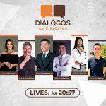 'Diálogos com Évila Carrera' é tema de live