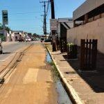 VOCÊ REPÓRTER: População reclama da situação de ciclovia na Avenida Brumado VEJA