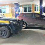 POLÍCIA: Empresário é flagrado transitando na BR 116 com veículo de luxo roubado