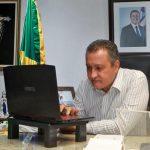 Governador Rui Costa assina protocolo de confidencialidade para testagem de vacina russa contra Covid-19