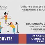 Câmara promove audiência pública com profissionais da cultura do município