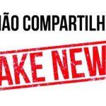 Falei tá falado: Chega de Fake News