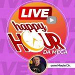 Live 'Happy Hour da Mega' traz grandes atrações nesta sexta-feira; Confira