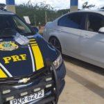 Poções: Motorista de BMW é preso ao transportar 1,5 mil comprimidos de 'rebite'